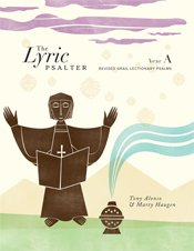 Lyric Psalter Year A, Revised Grail Lectionary Psalms Music Book
