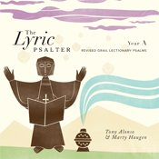 Lyric Psalter Year A, Revised Grail Lectionary Psalms CD