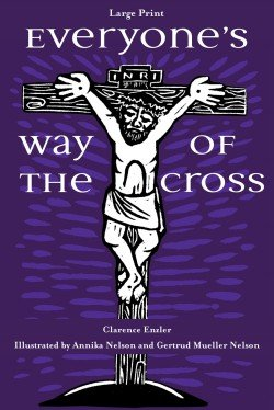 Everyone's Way of the Cross Revised Edition Large Print