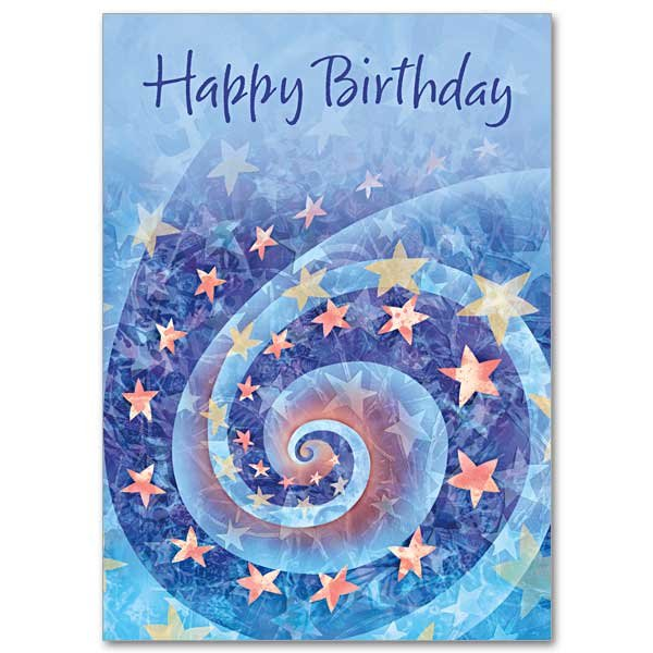 A Birthday of God's Many Blessings- Birthday card pack 5