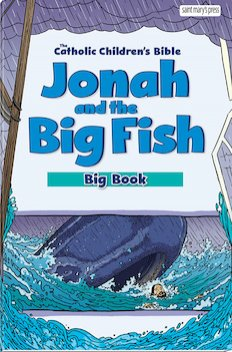 Jonah and the big fish big book catholic children 39 s bible for Big fish book