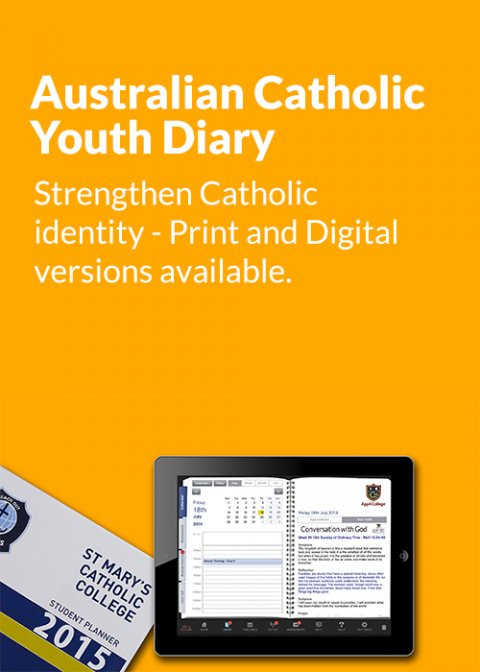 Catholic Youth Diary