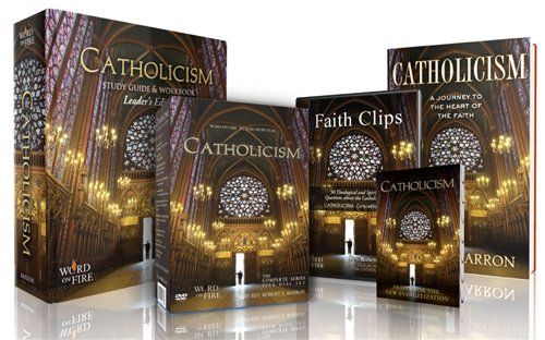Catholicism Study Program - Leader's Kit - includes DVD set