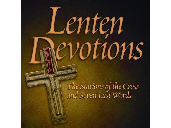Lenten Devotions 2 CD set
