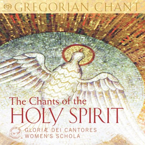 Chants of the Holy Spirit CD