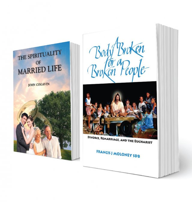 Body Broken for a Broken People & Spirituality of Married Life Book of the Month Pack
