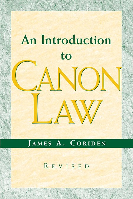 An Introduction to Canon Law  Revised