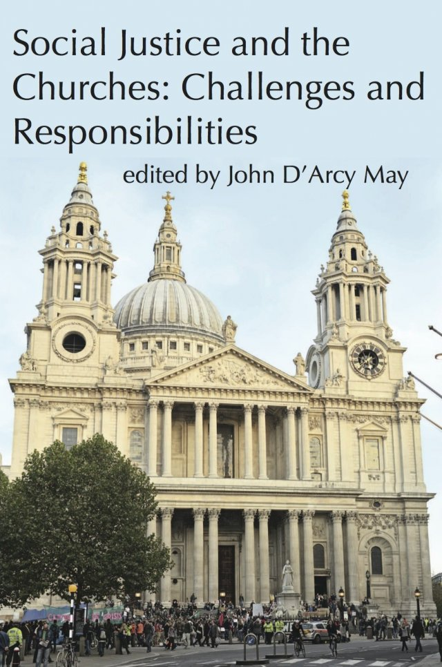 Social Justice and the Churches: Challenges and Responsibilities paperback