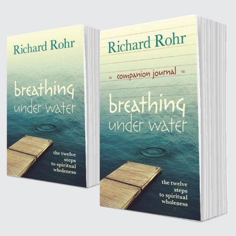 Breathing Under Water Book and Journal pack
