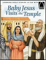Arch Book: Baby Jesus Visits The Temple