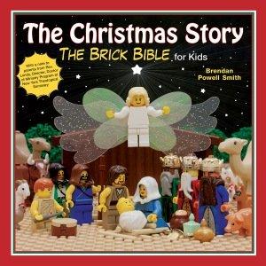 Brick Bible For Kids The Christmas Story Garratt Publishing