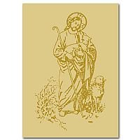 With Prayers as You Are Ordained - General Ordination Congratulations card pack of 5