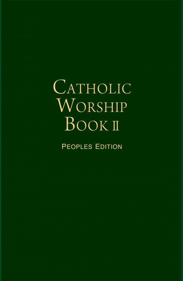 Catholic Worship Book II: People's Edition (paperback)