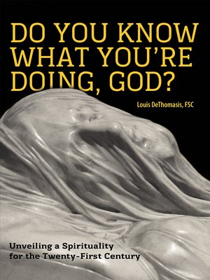 Do You Know What You're Doing, God?  Unveiling a Spirituality for the Twenty-First Century (hardcover)