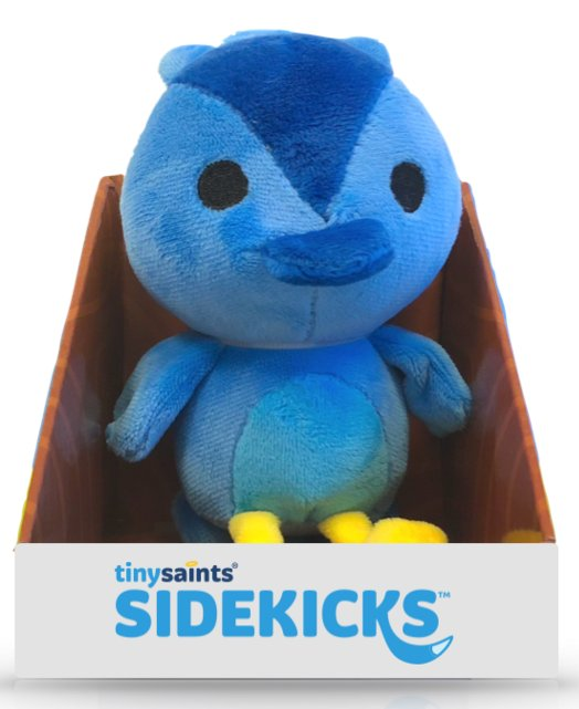 Bluebird Tiny Saints Sidekicks