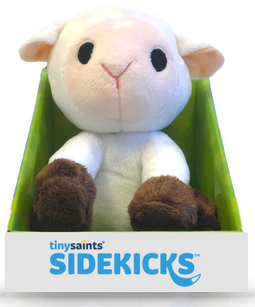 Lamby: Tiny Saints Sidekicks