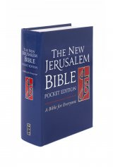 New Jerusalem Bible Pocket Edition Cased Bible