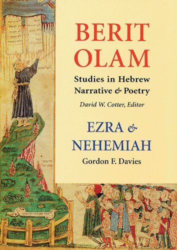 Berit Olam: Erza and Nehemiah