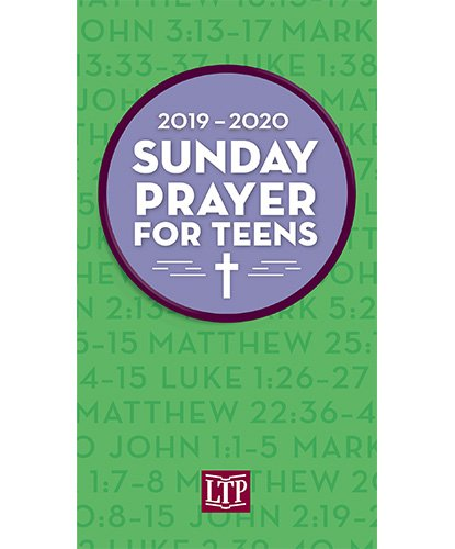 Sunday Prayer for Teens 2019 - 2020