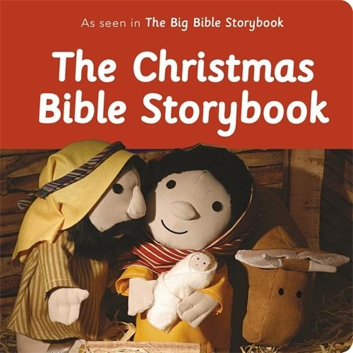 Christmas Bible Storybook - Board Book