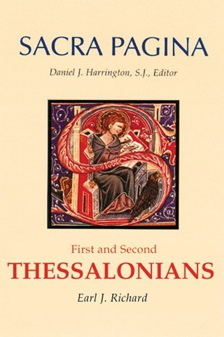 First and Second Thessalonians: Sacra Pagina Volume 11 Paperback