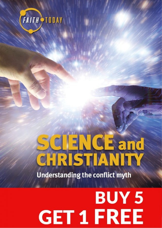 Science and Christianity: Understanding the Conflict Myth - Faith Today Buy 5 Books get 1 Free!