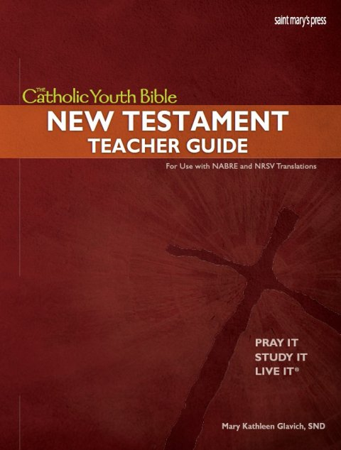 Catholic Youth Bible New Testament Teacher Guide