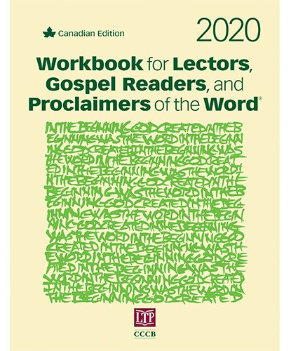 Workbook for Lectors, Gospel Readers, and Proclaimers of the Word 2020 NRSV Canadian Edition
