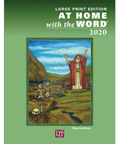 At Home with the Word 2020 Large Print Edition