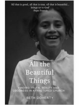 All the Beautiful Things: Finding Truth, Beauty and Goodness in a Fractured Church paperback