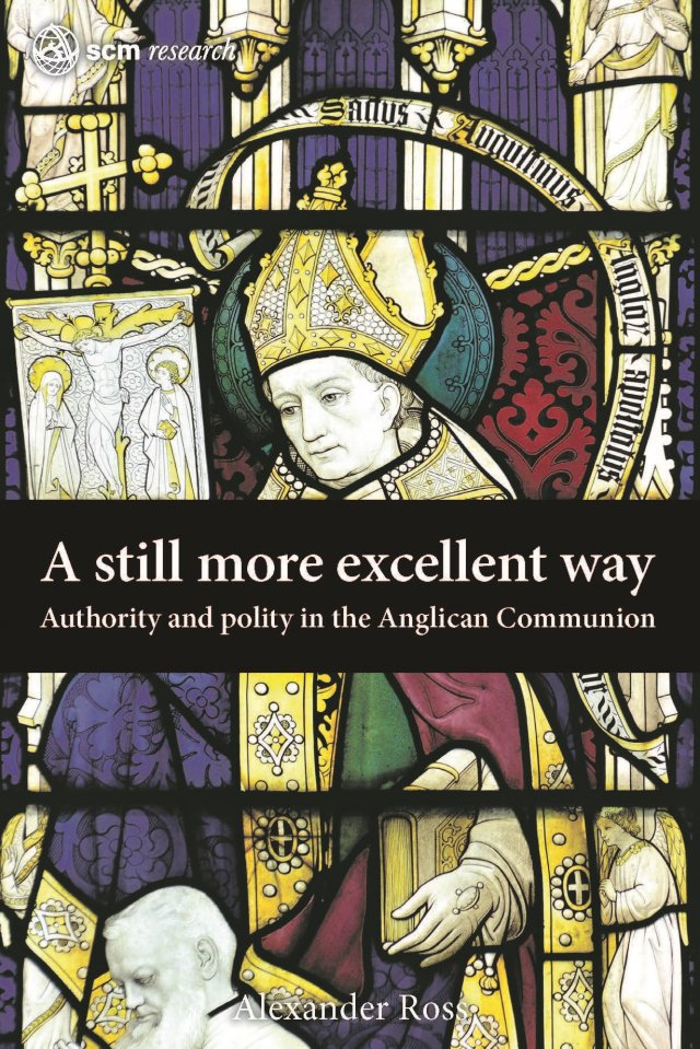 A Still More Excellent Way: Authority and Polity in the Anglican Communion hardcover