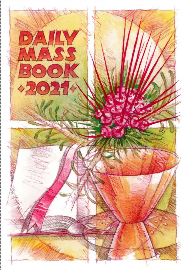 Daily Mass Book 2021