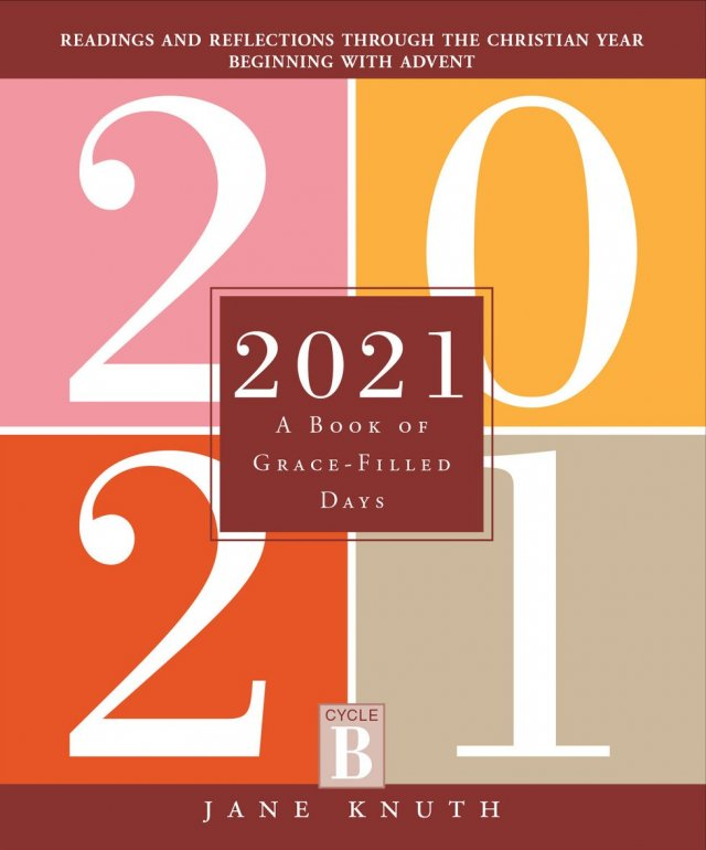 2021: A Book of Grace-Filled Days