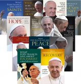 What Pope Francis Says series pack of 12 books