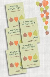 Prayers & Reflections for Australasian Teachers 2021 Pack of 5 Books