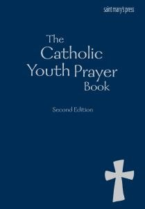 Catholic Youth Prayer Book Blue Leatherette Second Edition