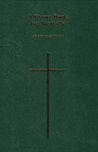 A Prayer Book for Australia Shorter Edition Green HC APBA