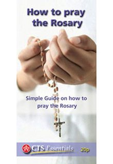 How to Pray the Rosary Leaflets (Pack of 25)