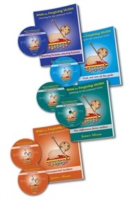 Jesus the Forgiving Victim Complete Course: Listening for the Unheard Voice - Four Books and Six DVDs