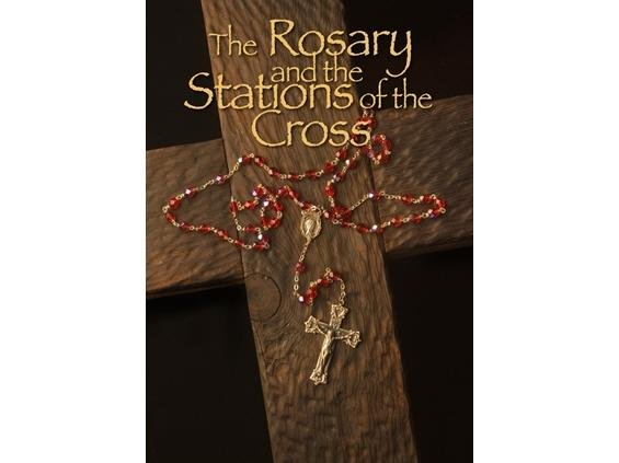 Rosary Including the Mysteries of Light and the Stations of the Cross DVD