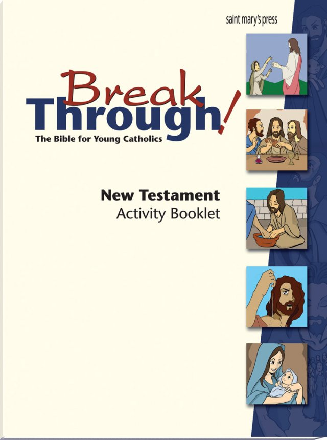 Breakthrough Bible New Testament Activity Booklet