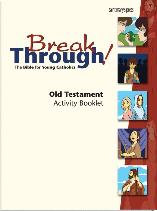 Breakthrough Bible Old Testament Activity Booklet