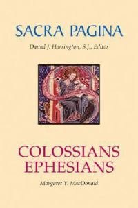 Colossians and Ephesians: Sacra Pagina Volume 17 Paperback
