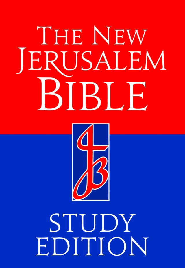New Jerusalem Bible Study Edition paperback