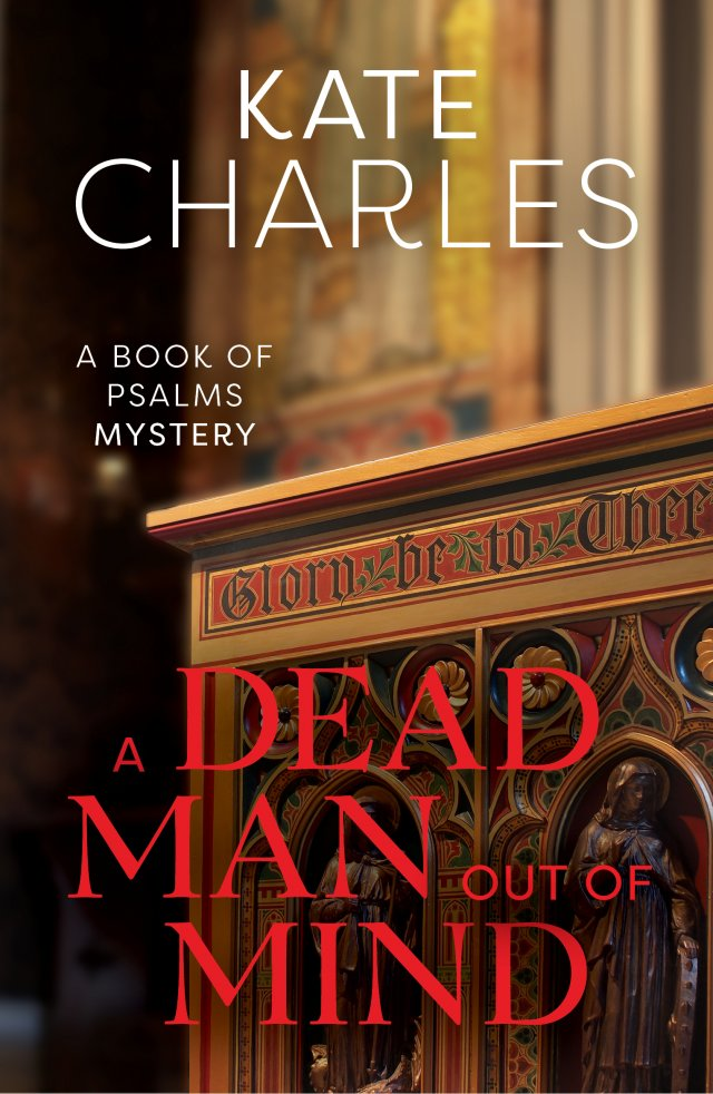 A Dead Man Out of Mind Book of Psalms Mysteries Book 4