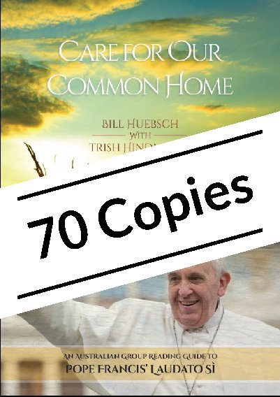 Care for Our Common Home: An Australian Group Reading Guide to Pope Francis' Laudato Si Pack of 70 copies