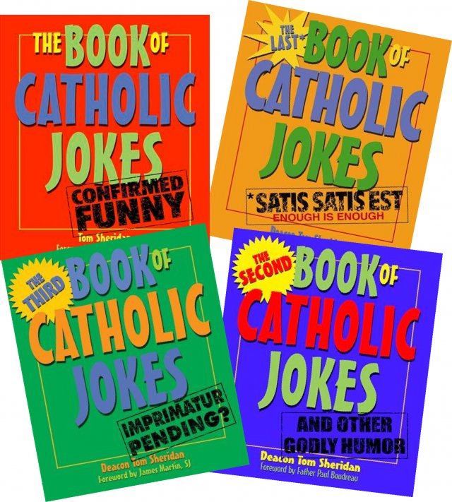 Book of Catholic Jokes Collection