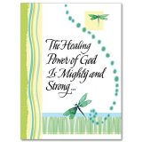 The Healing Power of God- Get well card pack of 10