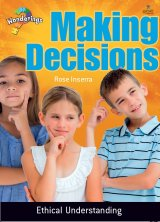 Making Decisions Wonderings Student Book