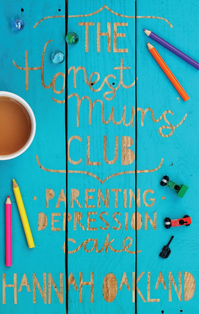 Honest Mums' Club: Parenting Depression Cake